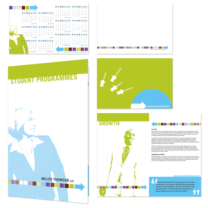Miller Thomson Professional Development - Collateral