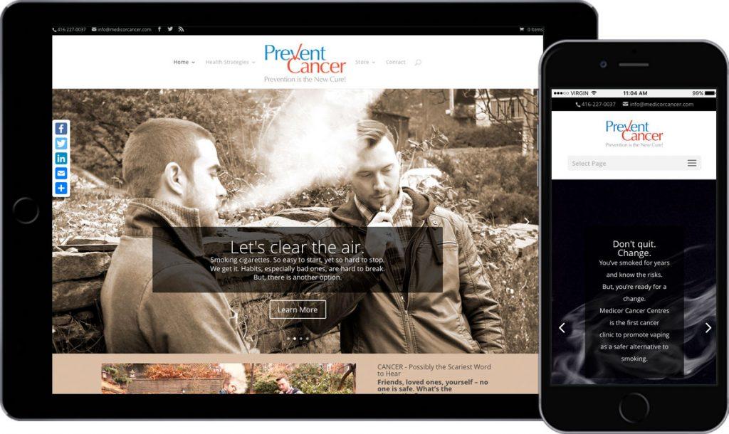 PreventCancer.ca - Website
