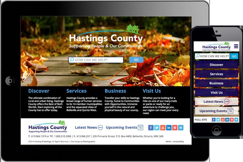 Hastings County - Website