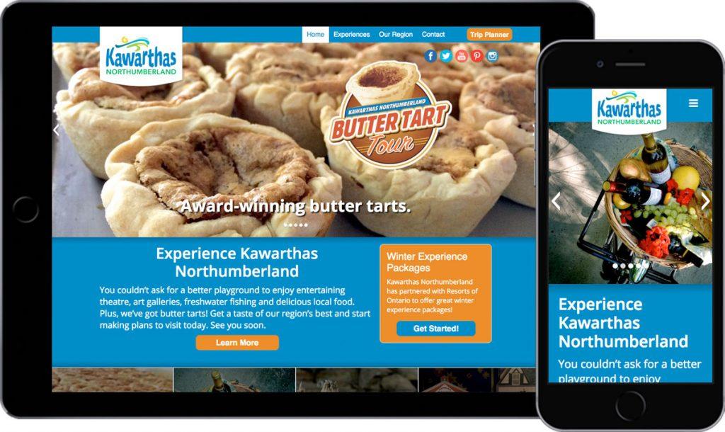 Kawarthas Northumberland - Website