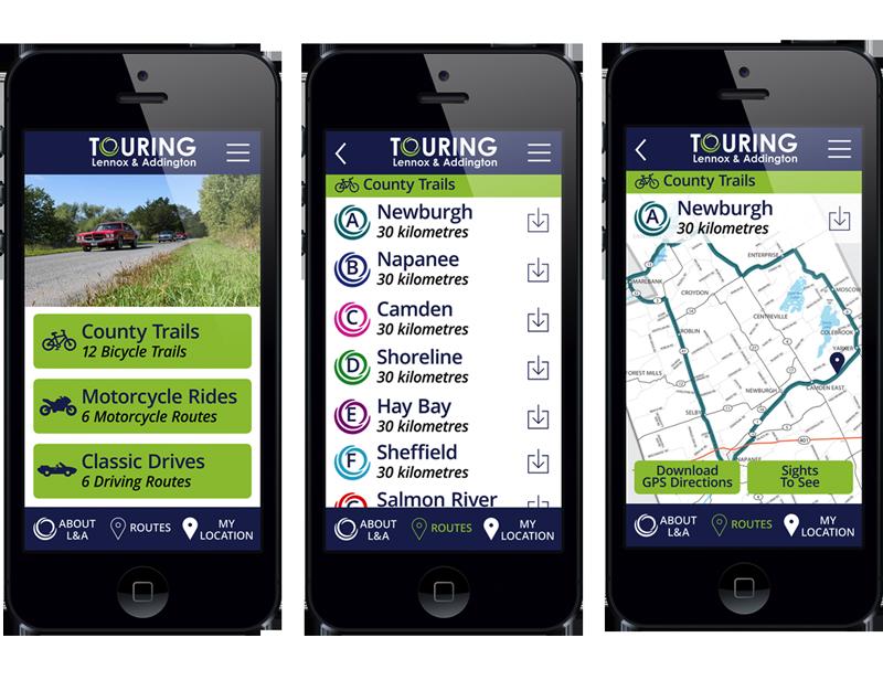 Lennox & Addington - Touring App