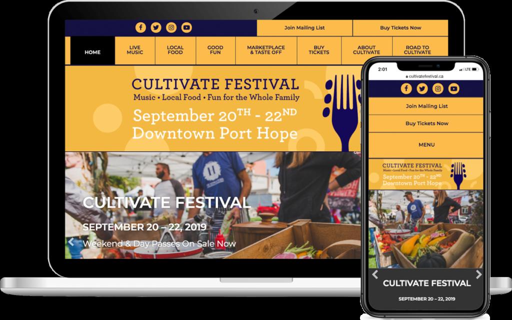 Cultivate Festival