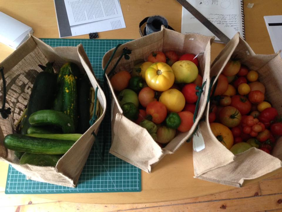 Fresh produce to be donated